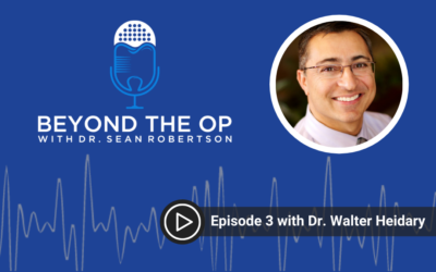 Episode 3 with Dr. Walter Heidary