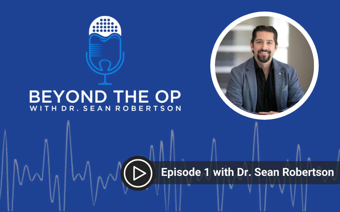 Episode 1 with Dr. Sean Robertson