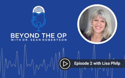 Episode 2 with Lisa Philp