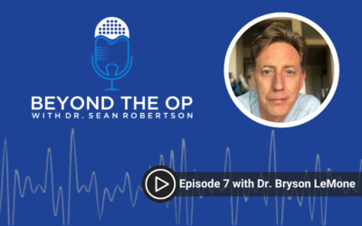 Episode 7 with Dr. Bryson LeMone